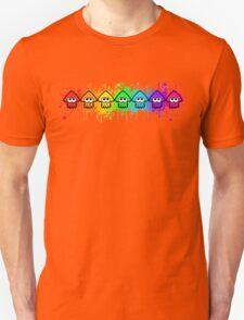 Splatterhouse - RAINBOW INK T-Shirt