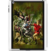 MAGNUS ROBOT FIGHTER   iPad Case/Skin