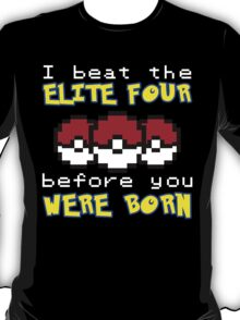 Elite Four T-Shirt