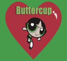 The Powerpuff Girls - Buttercup - (Designs4You) Kids Clothes