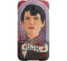 Cassandra Pentaghast - *Disgusted Noise* Samsung Galaxy Case/Skin