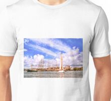 Setting Out To The Sound Unisex T-Shirt