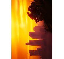GTA 5 - Motorcycle Photographic Print