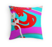 I will kidnap to the love 1 Throw Pillow