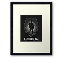 Gordon Framed Print