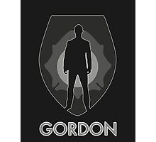 Gordon Photographic Print