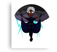 Weather the Storm  Canvas Print