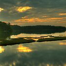 Carters Lake by Chelei