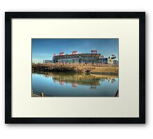 LP Field  Framed Print