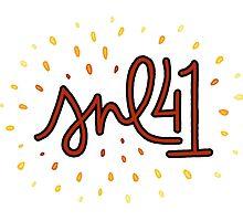 SNL Season 41 by Liana Spiro