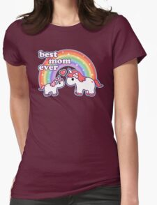 Cute Unicorn Mom T-Shirt