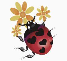 All Heart Ladybug Kids Clothes