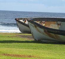 Longboats by nerriga
