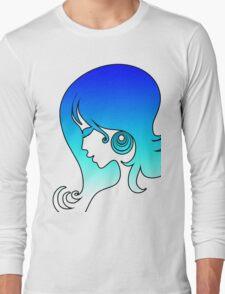 Cool Breeze # 2 Long Sleeve T-Shirt