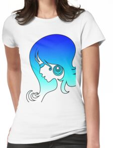 Cool Breeze # 2 Womens Fitted T-Shirt