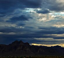 Superstition Morning  by Saija  Lehtonen