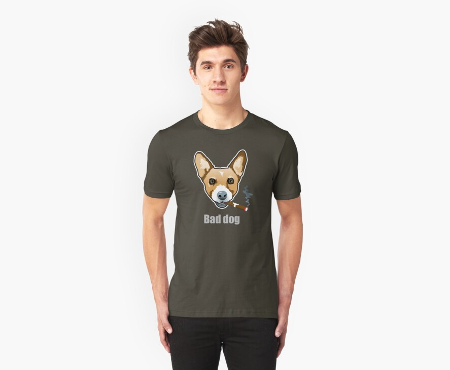 Bad Dog by Bloomin'  Arty Babies
