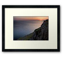 Neist Point, Isle of Skye, Scotalnd Framed Print