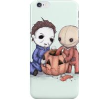 Halloween Helper iPhone Case/Skin