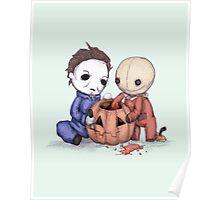 Halloween Helper Poster