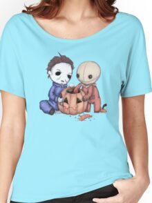 Halloween Helper Women's Relaxed Fit T-Shirt