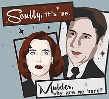 X-files-isms by TEWdream