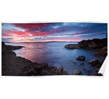 Boronia Beach Sunrise #9 Poster