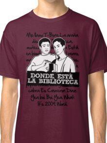 La Biblioteca | Community Classic T-Shirt