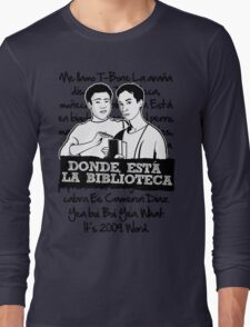 La Biblioteca | Community Long Sleeve T-Shirt