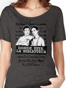 La Biblioteca | Community Women's Relaxed Fit T-Shirt