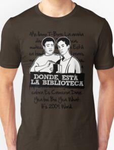 La Biblioteca   Community T-Shirt