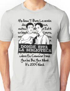 La Biblioteca   Community Unisex T-Shirt