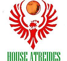 HOUSE ATREIDES by 1103