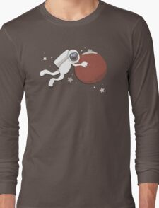 Grover goes to Mars Long Sleeve T-Shirt