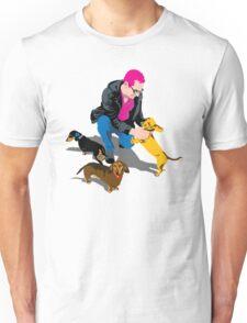 Alma Park Dachshunds Unisex T-Shirt