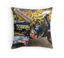 England Expects Throw Pillow