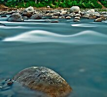 Tamed waters by M-A-K