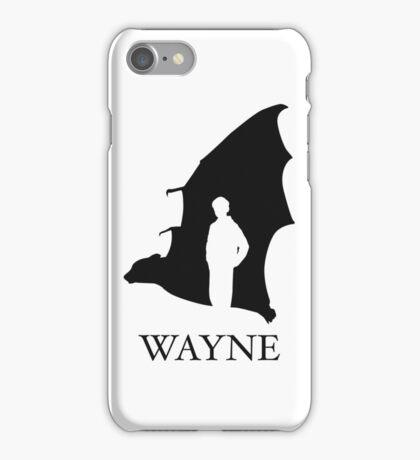 Wayne iPhone Case/Skin