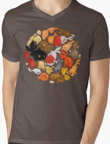 For The Love Of Goldfish Mens V-Neck T-Shirt