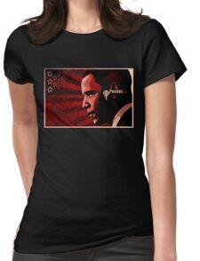 Progress - Obama Womens Fitted T-Shirt