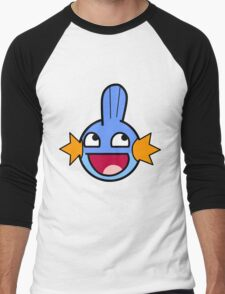 Mudkipz Men's Baseball ¾ T-Shirt