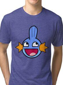 Mudkipz Tri-blend T-Shirt