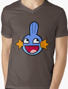 Mudkipz Mens V-Neck T-Shirt