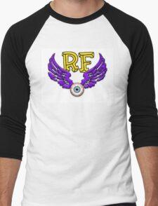 Flying Eyeball RF 0001 Men's Baseball ¾ T-Shirt