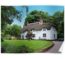I Wish Cottage Poster