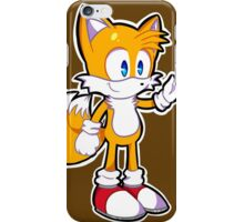 Mini Tails The Fox iPhone Case/Skin