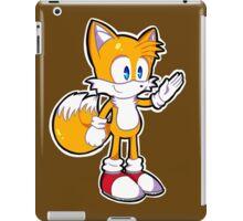 Mini Tails The Fox iPad Case/Skin