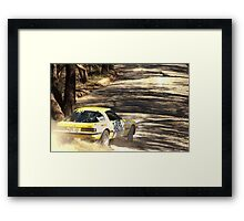 Smith and Glover RX7 Framed Print