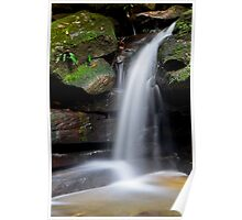 Solo Jet, Somersby Falls Poster