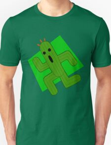 Final Fantasy - Cactuar Unisex T-Shirt